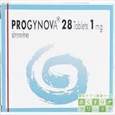 プロギノバ 1mg 28錠