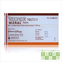ニゾラル 200mg 100錠
