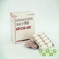 エリシン(ERYCIN) 500mg 100錠